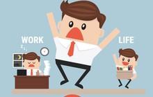 Cân bằng cuộc sống và công việc không còn là thách thức khi bạn làm được 6 việc sau đây