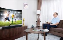 Chọn TV nào xem bóng đá như trên sân bóng Hãy học theo HLV Park Hang Seo