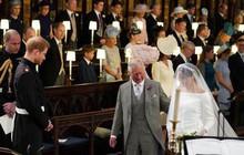 Hoàng tử Harry bất ngờ nói câu này với cha trong đám cưới hàn gắn mối quan hệ rạn nứt sau 21 năm