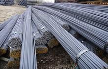 Giá thép thấp nhất 1 tháng, quặng sắt chạm đáy 5 tuần