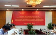 Kiểm tra việc triển khai các Nghị quyết Trung ương tại Bộ Công Thương