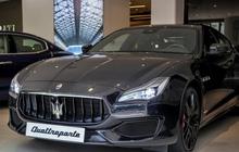 Đại gia Việt mua hàng hiếm chỉ sản xuất 50 chiếc của Maserati