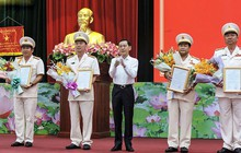 Công bố quyết định nhân sự của Bộ trưởng Bộ Công an