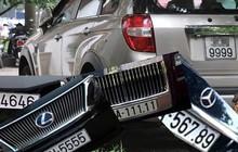 Đấu giá biển số xe đẹp: Đại biểu phàn nàn việc cụ thể hoá chậm có thể gây lãng phí hàng nghìn tỷ đồng