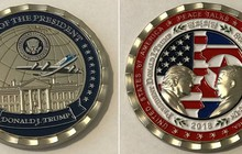 Website cửa hàng của Nhà Trắng sập vì nhu cầu mua xu kỷ niệm Trump – Kim