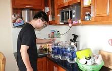 Hà Nội tiếp tục 'khát' nước sạch