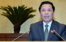 """Bộ trưởng Nguyễn Văn Thể lần đầu lên """"ghế nóng"""""""