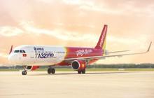 Vietjet: Doanh thu hoạt động kinh doanh chính năm 2018 tăng 49%, phát triển mạnh các đường bay quốc tế