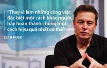 """3 tiêu chuẩn """"không có trong CV"""" mà ông chủ Elon Musk tìm kiếm ở các ứng viên"""