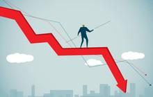 Cổ phiếu ngân hàng, chứng khoán kéo sập chỉ số, VNIndex giảm mạnh nhất kể từ tháng 5