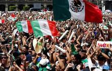 Thắng đội tuyển Đức, người dân Mexico ăn mừng gây ra cả động đất: Đây là giải thích khoa học đằng sau cơn địa chấn này