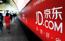 Google đầu tư 550 triệu USD vào gã khổng lồ thương mại điện tử JD.com