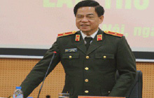 Giám đốc Công an Hà Nội, TP HCM có thể mang hàm Trung tướng