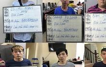 Tạm giữ 6 người Đài Loan lừa đảo chiếm đoạt 7 tỉ đồng