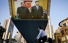 """""""Lá bài"""" Triều Tiên trong đàm phán thương mại Trung-Mỹ"""