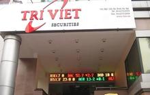 Hơn 15 triệu cổ phiếu của Chứng khoán Trí Việt sẽ hủy đăng ký giao dịch trên Upcom từ 26/6