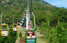 Cáp treo Núi bà Tây Ninh đặt kế hoạch 73 tỷ đồng LNTT, giảm 22% so với năm 2017