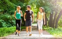 6 lời khuyên khi đi bộ trong thời tiết nóng