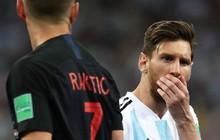 Cơ hội vào vòng knock-out World Cup 2018 mở ra với Messi và đội tuyển Argentina