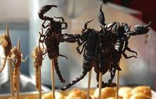 Kiếm bộn tiền nhờ bán đặc sản côn trùng kinh dị chiều lòng dân nhậu mùa World Cup