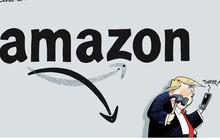 Bị Tổng thống Trump đưa vào tầm ngắm, Amazon đang phải trả giá?