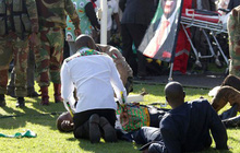 Nổ bom ám sát Tổng thống Zimbabwe, nhiều quan chức cấp cao bị thương
