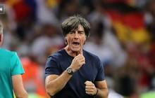 """HLV Joachim Low ví chiến thắng của Đức như """"phim kinh dị"""" sau thế ngàn cân treo sợi tóc"""
