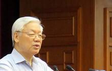 """Tổng Bí thư: """"Dư luận đang quan tâm Hội nghị PCTN đi đến kết luận gì?"""""""