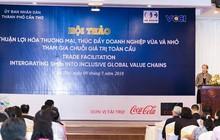 Coca-Cola tiếp tục thúc đẩy DNVVN Việt Nam tham gia chuỗi giá trị toàn cầu