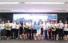 """Sunshine Group tổ chức vinh danh và trao thưởng các """"chiến binh"""" kinh doanh xuất sắc"""