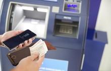 Rút tiền tại ATM bằng điện thoại cực kỳ đơn giản với bảo bối này