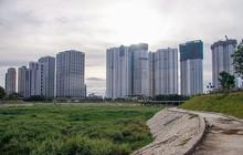 Hà Nội lên tiếng về Công viên Nhân Chính 300 tỷ đồng 'nằm im'