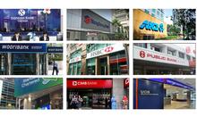 """""""Soi lý lịch"""" của các ngân hàng nước ngoài tại Việt Nam"""