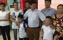 Vụ trao nhầm con ở Ba Vì cách đây 6 năm: Hai gia đình chính thức làm thủ tục trao nhận con