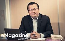 """CEO Nguyễn Tuấn Quỳnh: """"Saigon Books giúp tôi làm được điều mình yêu thích, còn đầu tư mới là để tìm kiếm lợi nhuận """""""