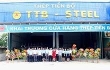TTB Group: Thiết lập hệ thống chuỗi cửa hàng Thép tại Bắc Giang