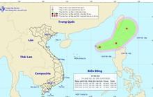 Tiếp tục xuất hiện áp thấp nhiệt đới trên Biển Đông