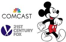 """Disney, Comcast và Fox: Từ những kẻ thù """"không đội trời chung"""" tới cái bắt tay lớn nhất lịch sử ngành truyền thông"""