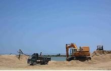 Phú Yên sẽ đấu giá khai thác cát