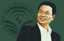 Chặng đường từ trợ lý kỹ thuật ở Viettel đến Bí thư Ban cán sự Đảng Bộ Thông tin & Truyền thông của ông Nguyễn Mạnh Hùng