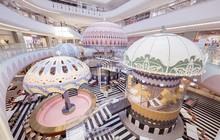 """Du lịch Trung Quốc: Đừng quên dạo quanh công viên """"kẹo ngọt"""" màu pastel thơ mộng ở Hàng Châu"""