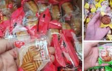 Bánh trung thu giá rẻ Trung Quốc bán tràn lan trên mạng