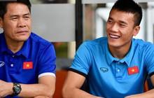 U23 Việt Nam tươi rói, thầy Park thảnh thơi đi siêu thị giữa bao ồn ào ở Indonesia