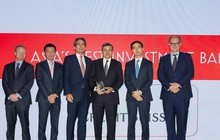 Credit Suisse lần thứ 9 được Euromoney và FinanceAsia vinh danh Ngân hàng Đầu tư Tốt nhất Việt Nam