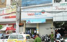 Thông tin mới nhất vụ cướp ngân hàng rồi điềm nhiên ngồi đếm tiền