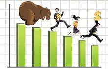 Chứng khoán bất ngờ đảo chiều, tiền ồ ạt vào thị trường đẩy VnIndex tăng điểm