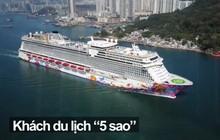 Hàng nghìn khách du lịch không thể đến Việt Nam vì thiếu cảng đón du thuyền 5 sao