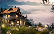 Biệt thự nghỉ dưỡng Sapa Jade Hill hút khách dịp tháng Ngâu