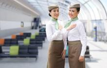 Cận cảnh đồng phục siêu đẹp của hãng hàng không Bamboo Airways