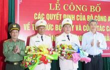 Bổ nhiệm 2 Phó giám đốc Công an TP Đà Nẵng